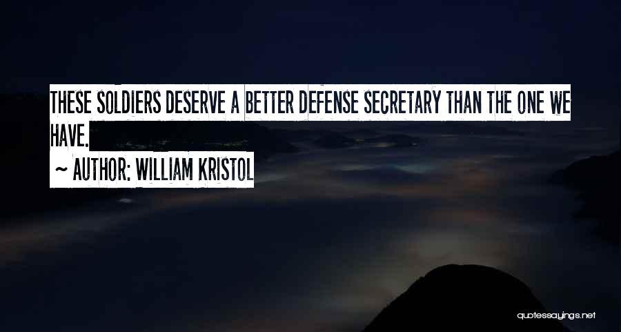 William Kristol Quotes 1157670