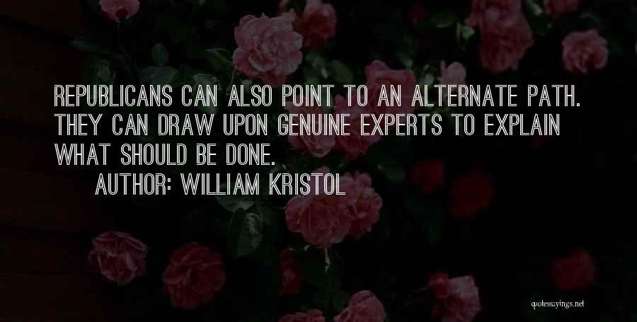 William Kristol Quotes 1579414