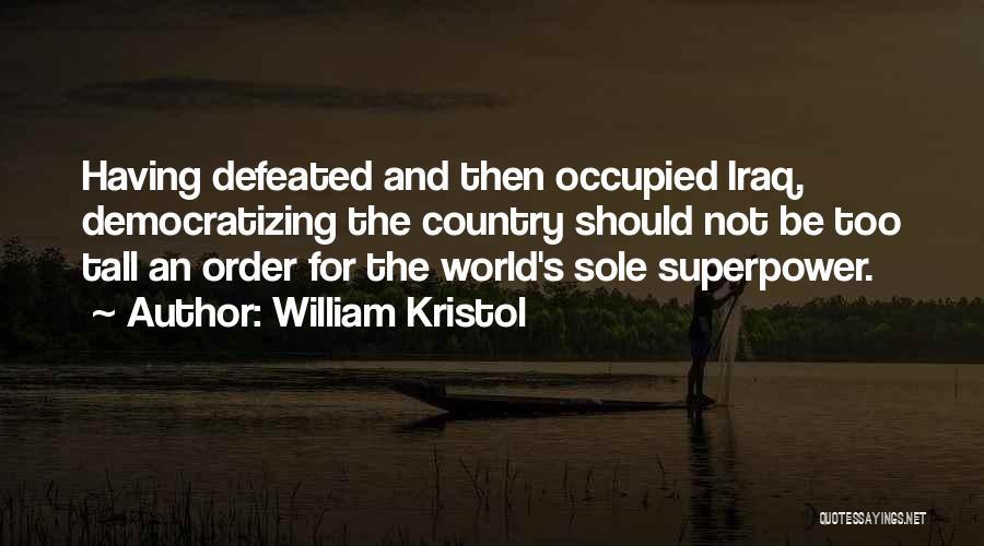 William Kristol Quotes 158228