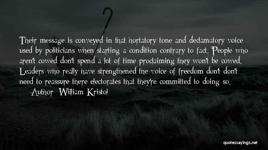 William Kristol Quotes 1584588