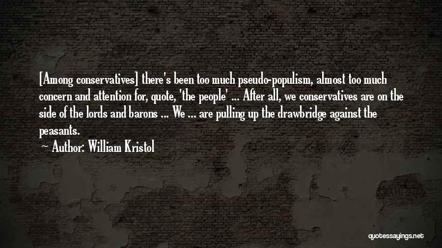 William Kristol Quotes 289030