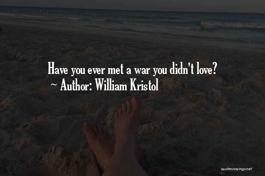 William Kristol Quotes 602562