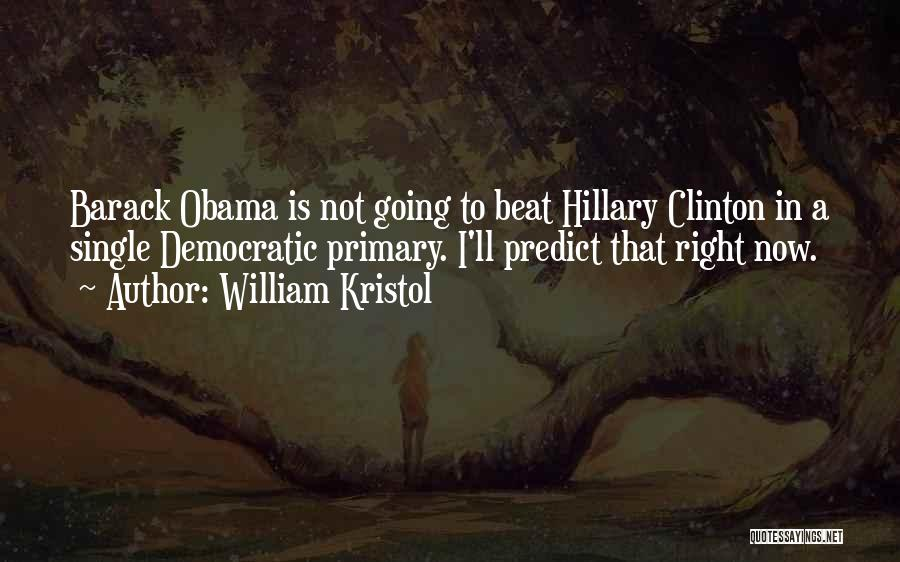 William Kristol Quotes 970050