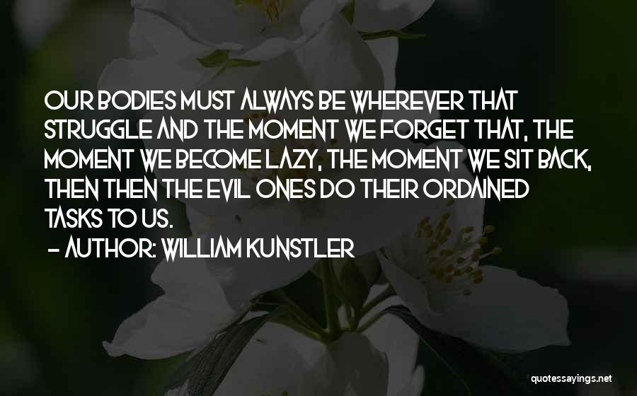 William Kunstler Quotes 1974838