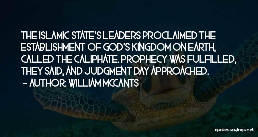 William McCants Quotes 822509