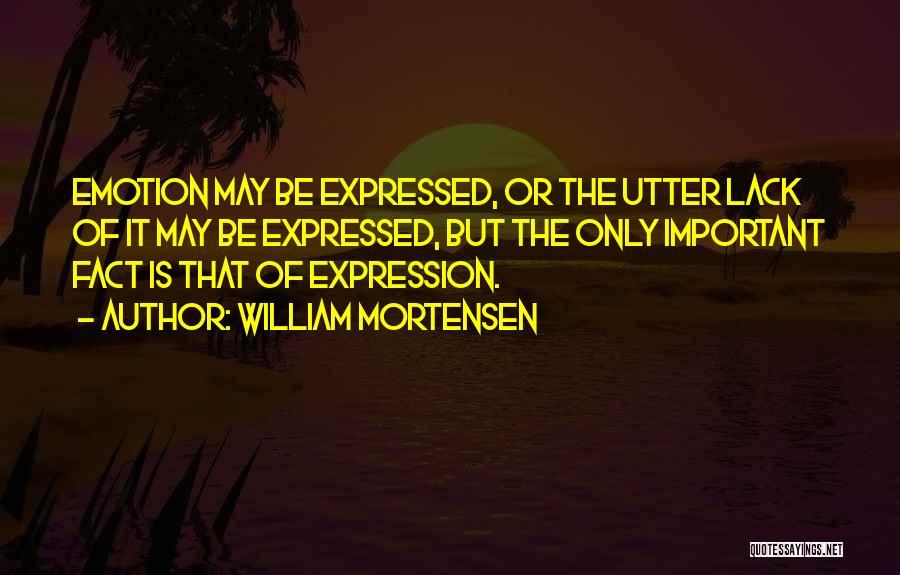 William Mortensen Quotes 1410359