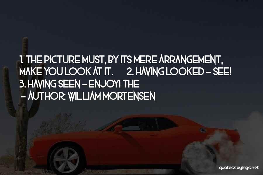 William Mortensen Quotes 874418