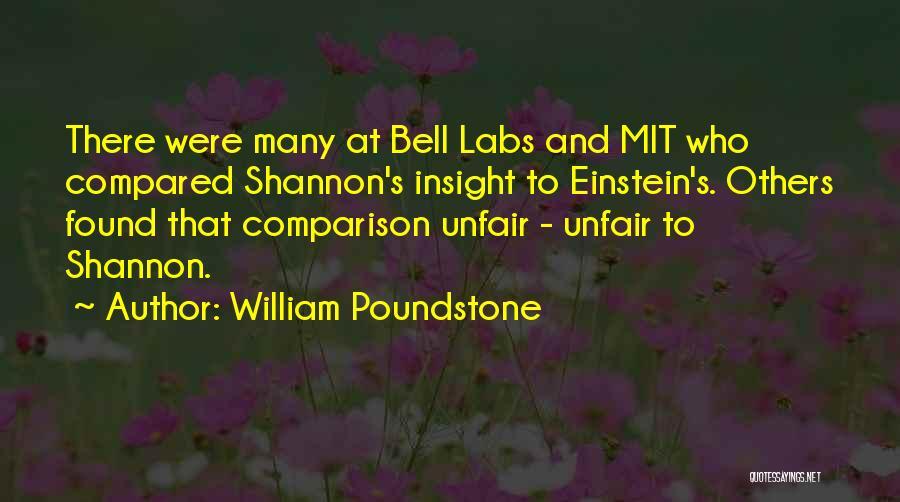 William Poundstone Quotes 1015369