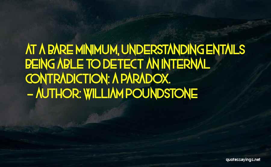 William Poundstone Quotes 1052951