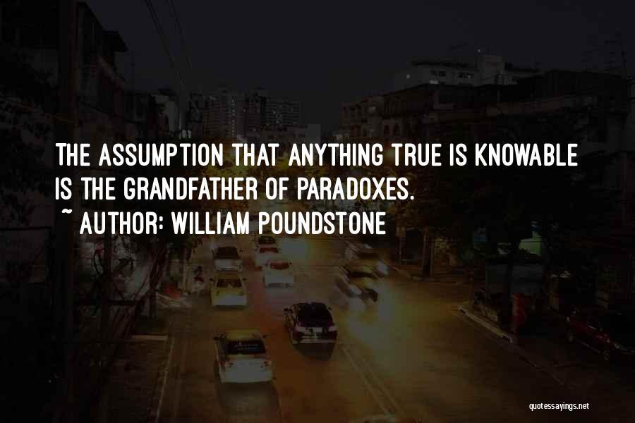 William Poundstone Quotes 1160138