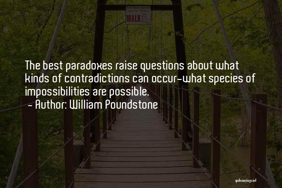 William Poundstone Quotes 2217316