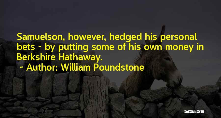 William Poundstone Quotes 429579