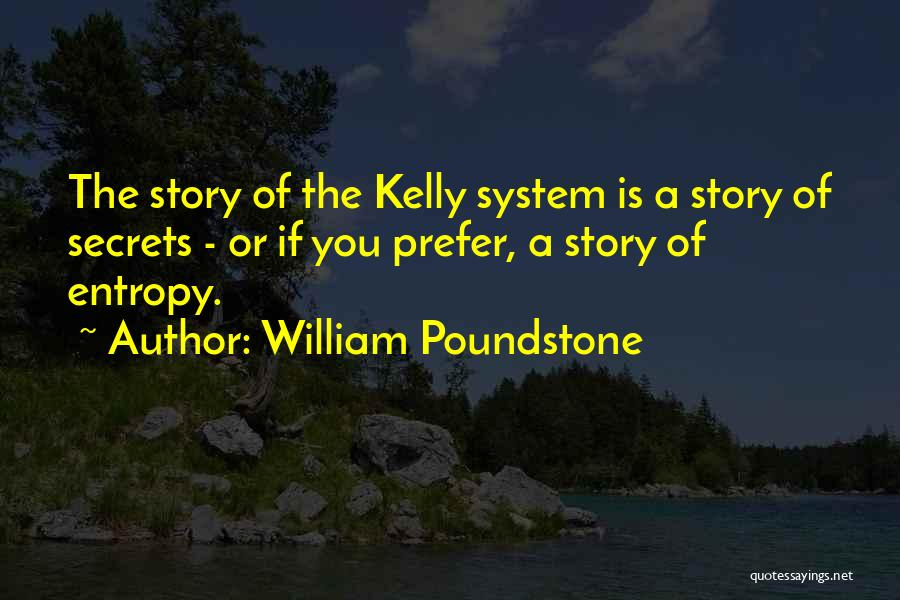 William Poundstone Quotes 751431