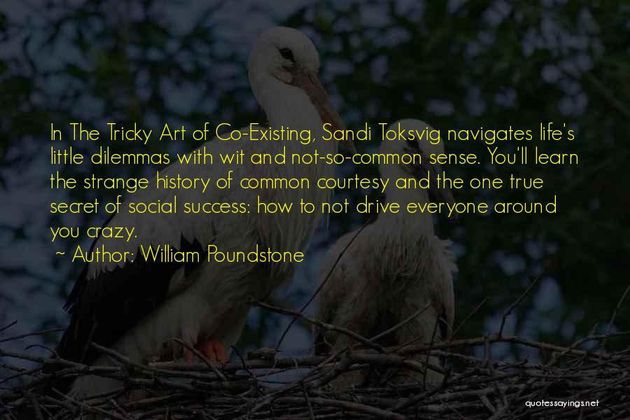 William Poundstone Quotes 787189
