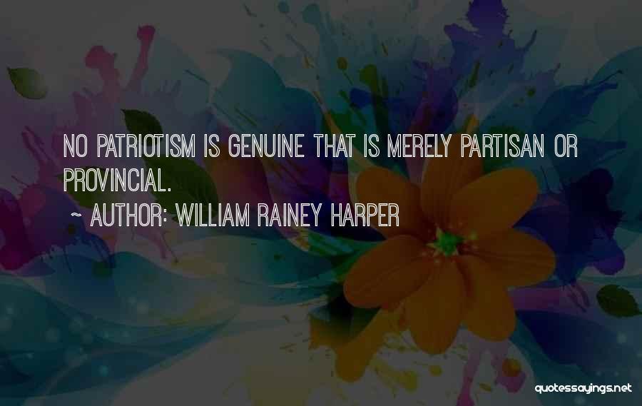 William Rainey Harper Quotes 416960