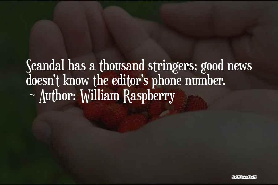 William Raspberry Quotes 237983