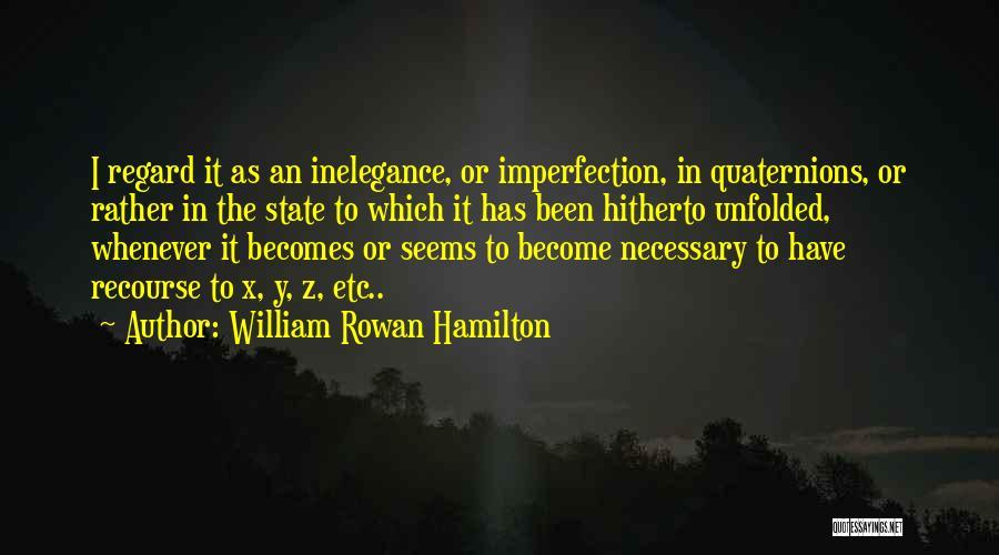 William Rowan Hamilton Quotes 1160120