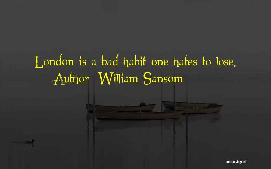 William Sansom Quotes 1039711