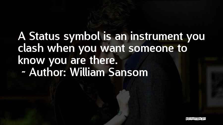 William Sansom Quotes 372050