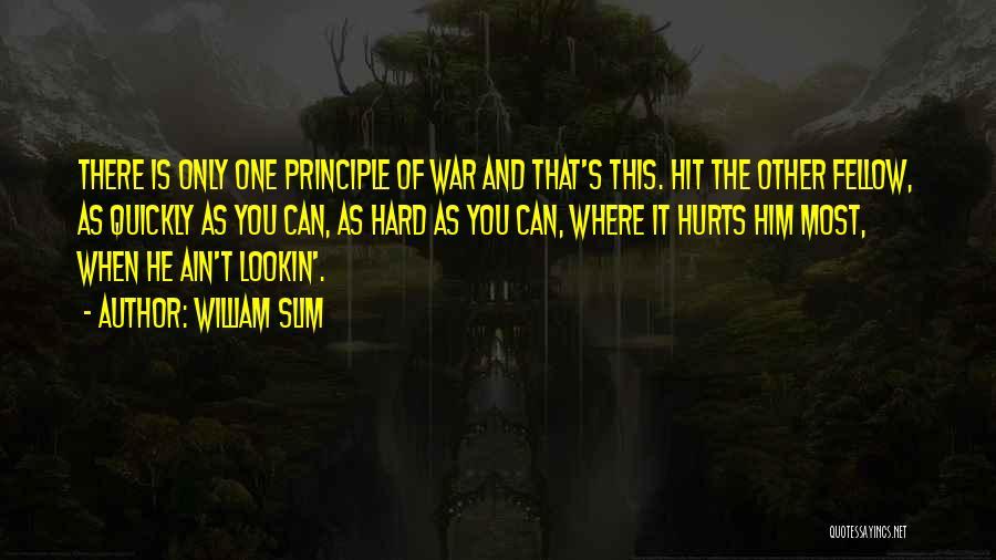 William Slim Quotes 1843490