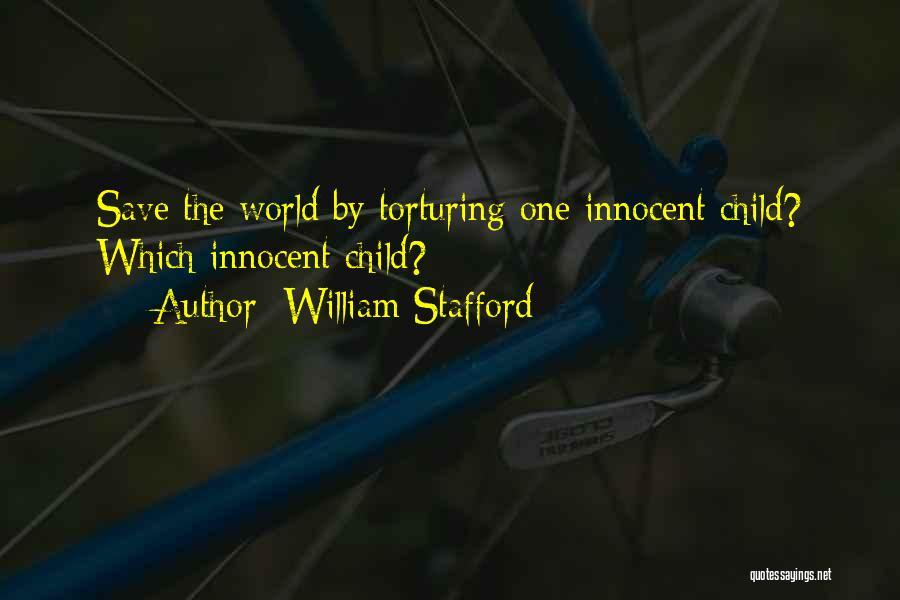 William Stafford Quotes 100940