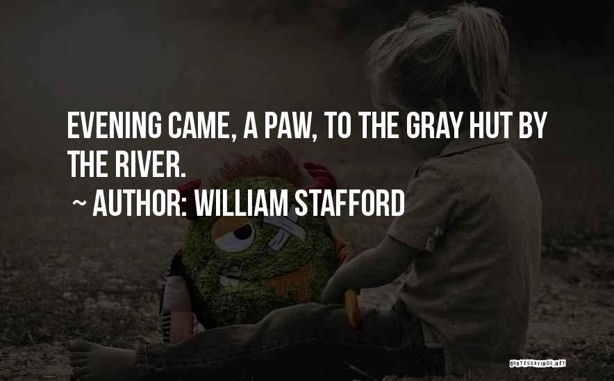 William Stafford Quotes 107395