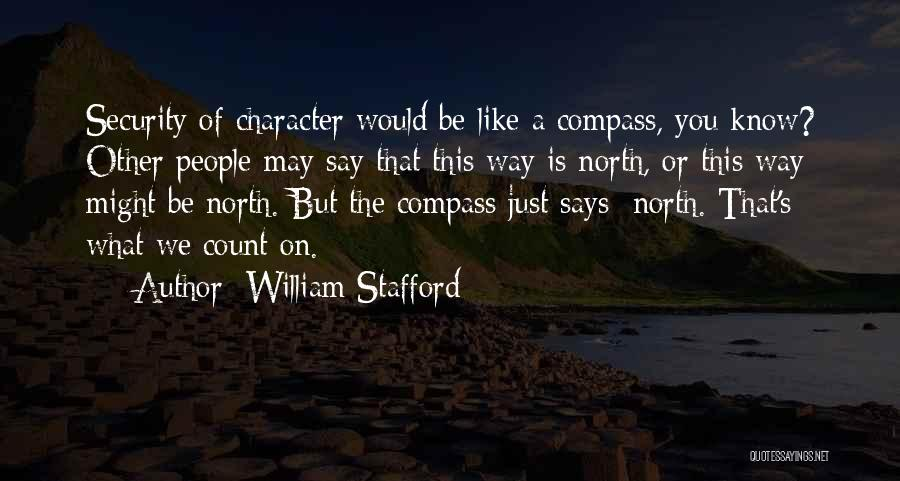 William Stafford Quotes 1163277