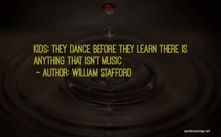 William Stafford Quotes 1255046