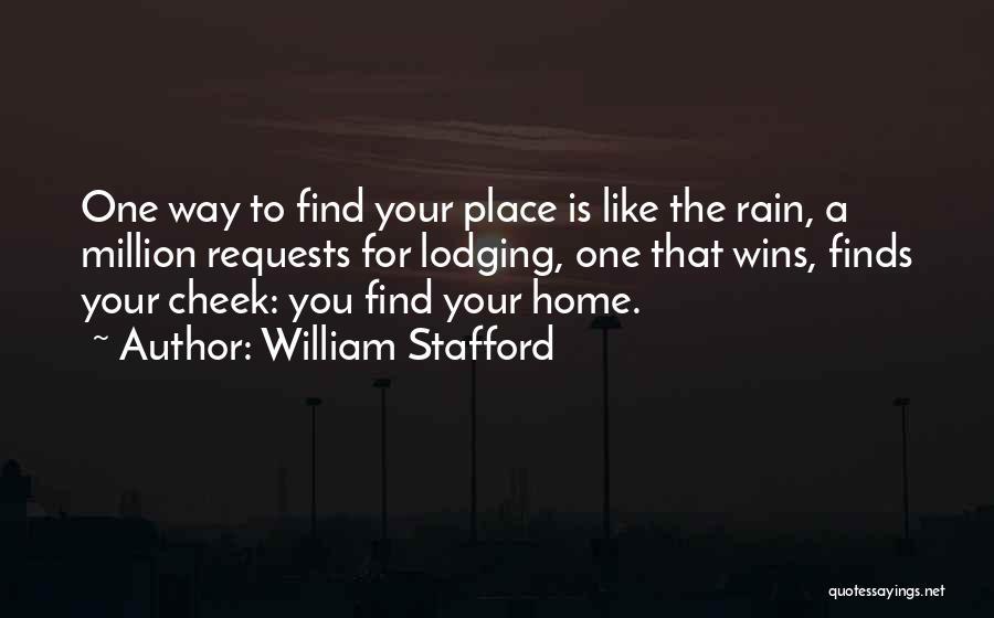 William Stafford Quotes 1296191