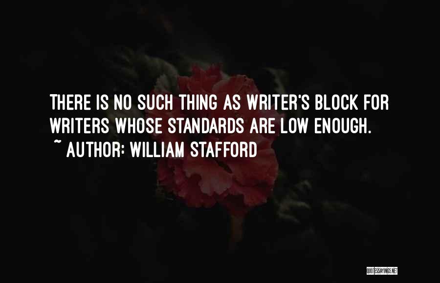 William Stafford Quotes 1407359