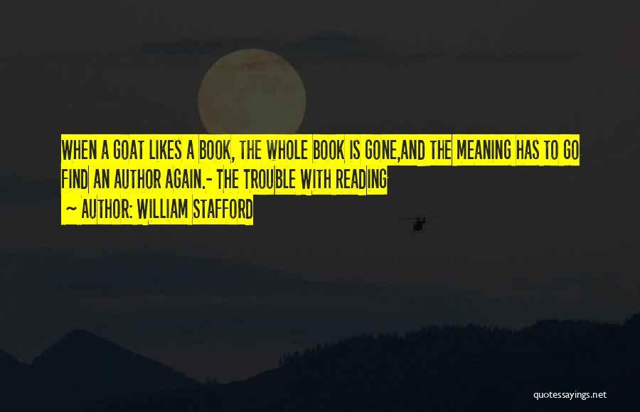 William Stafford Quotes 1682220