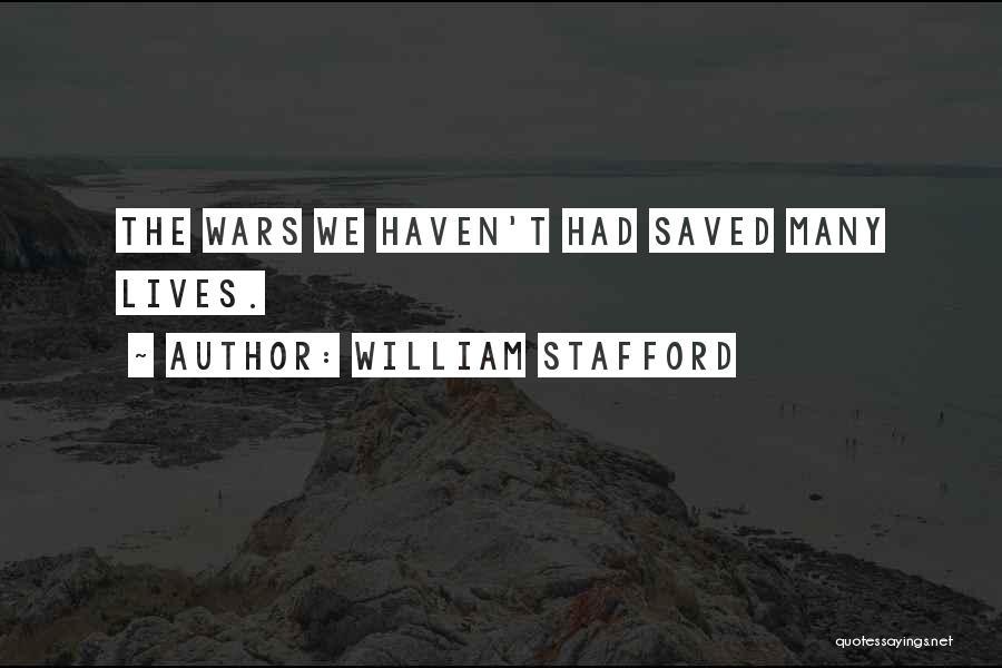 William Stafford Quotes 1773809