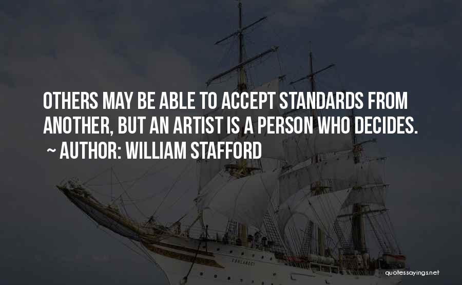 William Stafford Quotes 1782511
