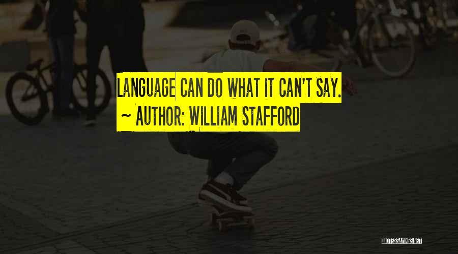 William Stafford Quotes 1784140