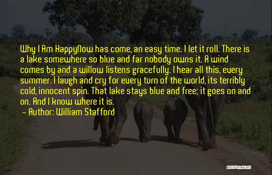 William Stafford Quotes 1810942