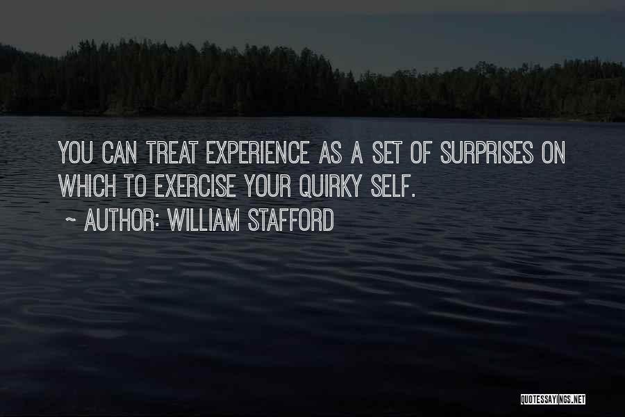 William Stafford Quotes 1852553