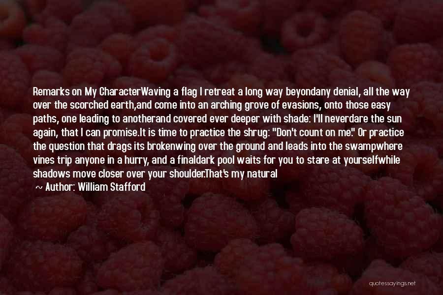 William Stafford Quotes 1990687