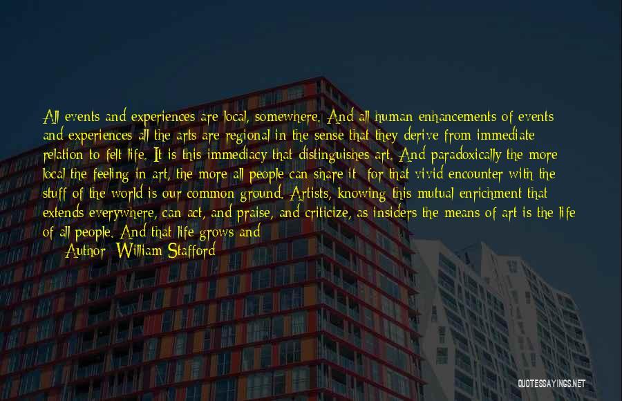 William Stafford Quotes 221896