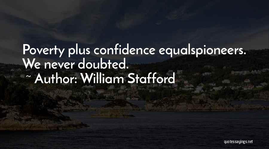 William Stafford Quotes 262357