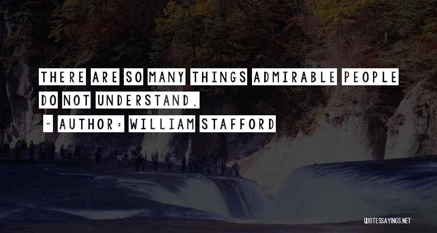 William Stafford Quotes 279029