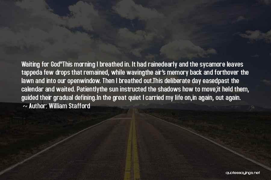 William Stafford Quotes 442955
