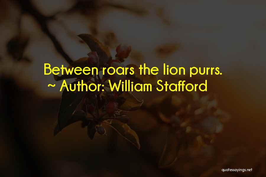 William Stafford Quotes 458508