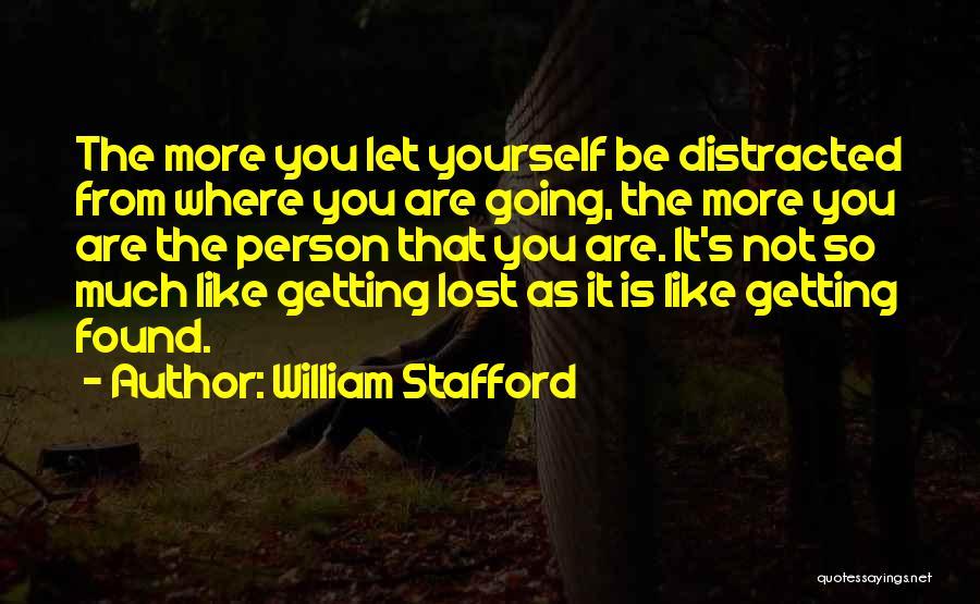 William Stafford Quotes 481846