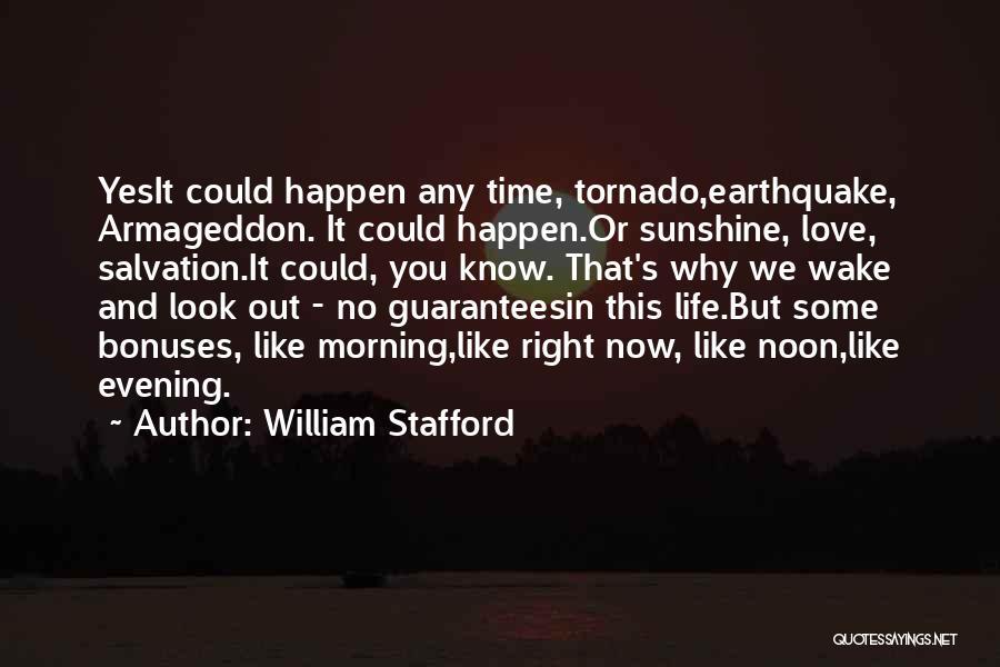 William Stafford Quotes 502499