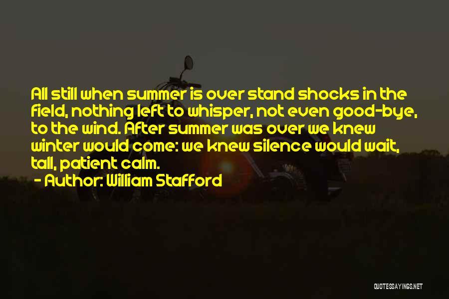 William Stafford Quotes 503052