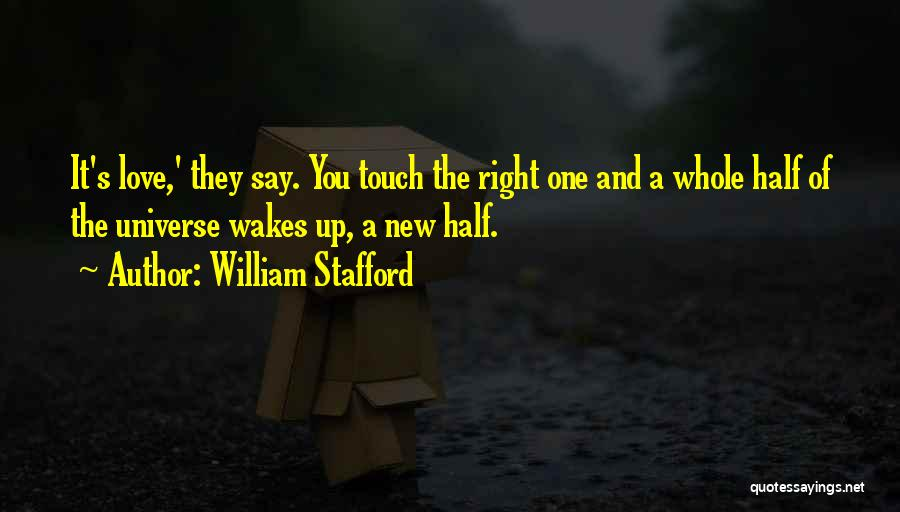 William Stafford Quotes 523614
