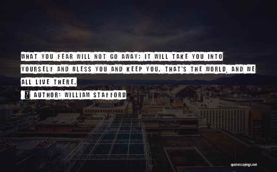 William Stafford Quotes 661437