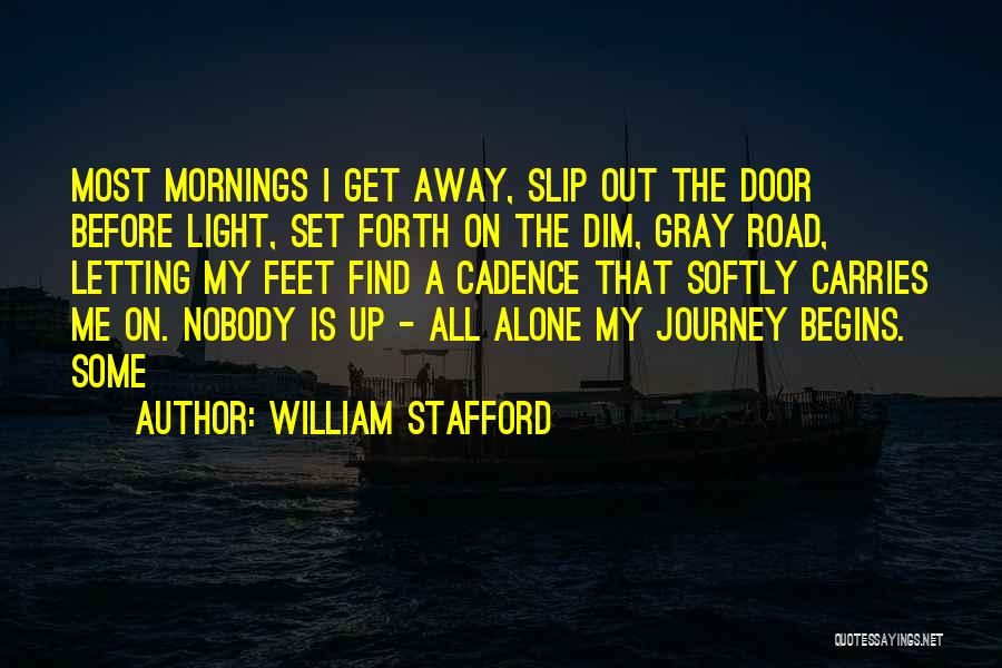 William Stafford Quotes 76228
