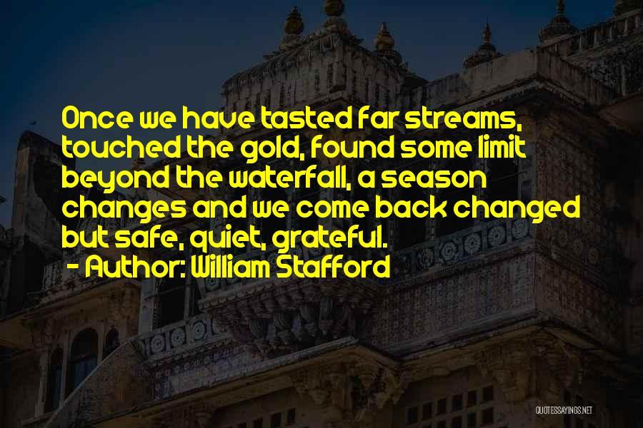 William Stafford Quotes 764388