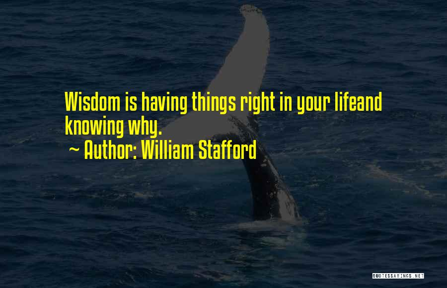 William Stafford Quotes 770836